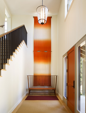 Marin residence entry