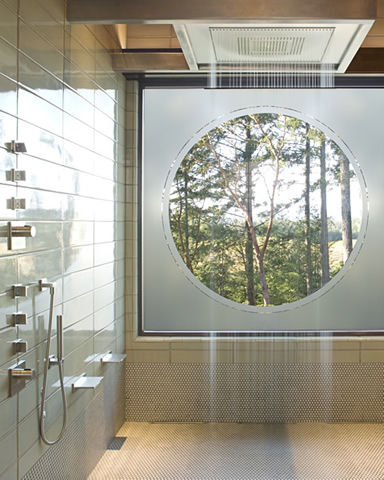 Justrich design napa valley for Window design circle